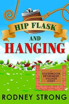 hip flask and hanging cover