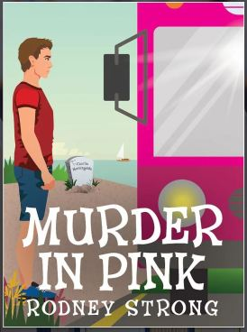 murder in pink cover